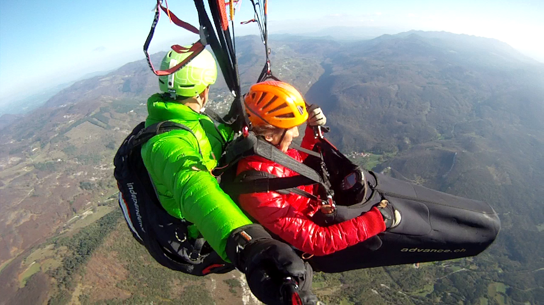 Melbourne Paragliding Tandem Flight